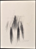 Lot 81 - Rudolf Limberger Untitled 1975 Signed Pencil,...
