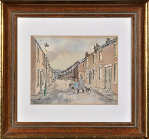 Lot 201-Norman Stansfield Cornish (1919-2014) ''Craddock...