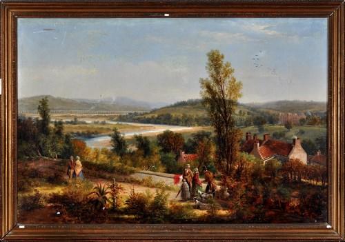 Lot 314-John Wilson Carmichael (1799-1868) ''Witton...
