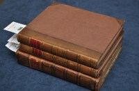 Lot 1135 - Ridpath (George0 The Border-History of England...