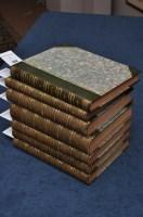 Lot 1138 - Hodgson (John) A History of Northumberland, in...
