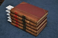 Lot 1139 - Richardson (M. A.) The Local Historian's Table...