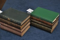 Lot 1168 - Surtees Society, 5 miscellaneous vols, cloth,...