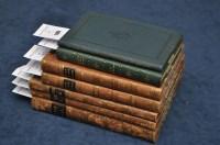 Lot 1185 - Cook (Eliza) Journal, 2 vols, 8vo, half calf,...