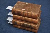 Lot 1190 - [Wotton (Thomas)] The English Baronetage, 4...