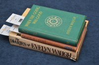 Lot 1199 - Waugh (Evelyn) When the Going was Good, 12mo,...