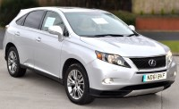 Lot 1223-A Lexus RX450h SUV, registration ND61 BVF,...