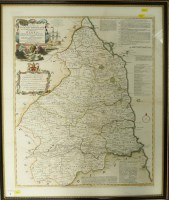 Lot 1 - Thomas Kitchin (1719-1784) A NEW IMPROVED MAP...
