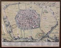 Lot 3 - 17th Century Italian School A PLAN OF THE...