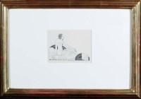 Lot 13 - Arthur Eric Rowton Gill (1882-1940) ''ON MY...