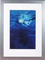 Lot 30 - Rolf Harris (Australian 1930-) ''SNORKELING...