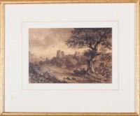 Lot 49 - Circle of Rev. William Gilpin (1724-1804) A...