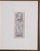Lot 53 - William de Morgan (1839-1917) ''NOAH'' - A...
