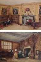 Lot 65 - J*** D*** Rochfort (?-1885) A 19TH CENTURY...