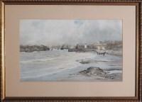 Lot 77 - Thomas Swift Hutton (1860- after 1935) NORTH...