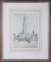 Lot 83 - Victor Noble Rainbird (1888-1936) ''PROCESSION,...