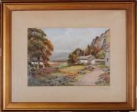 Lot 88 - Harry James Sticks (1864-1938) ''AT SCATHWAITE,...