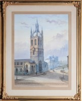 Lot 109 - Edwin St. John (fl.1880-1900) ''ST. NICHOLAS...
