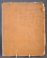 Lot 975-An original manuscript by William Dodd, on the...