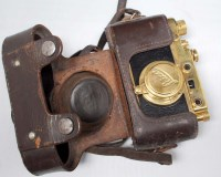 Lot 1158-A Leica Luxus camera copy with embossed Luftwaffe ...
