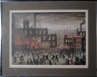 Lot 7 - After Laurence Stephen Lowry (1887-1976) ''OUR...