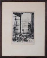 Lot 12 - James Abbott McNeill Whistler (1834-1903)...