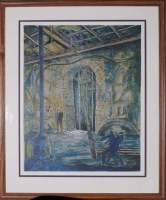 Lot 14 - Tom McGuinness (1926-2006) ''THE PANTRY''...
