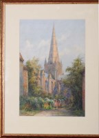 Lot 34 - M*** Davison (late 19th Century/early 20th...