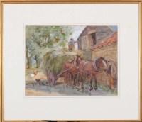 Lot 58 - RETURNED TO VENDOR John Atkinson (1863-1924) A...
