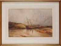 Lot 66 - George Edward Horton (1859-1950) A COLLIER...