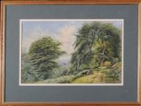 Lot 86 - Bonomi Edward Warren, RI (fl.1860-1879) A MAN...