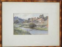 Lot 89 - Harry James Sticks (1864-1938) WHITEWASHED...