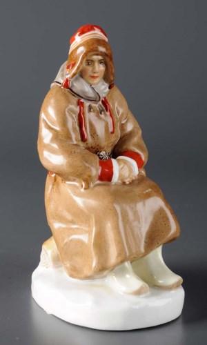 Lot 225-Lomonosov State Porcelain Manufactory, Leningrad: ...