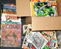 Lot 6 - Marvel comics Indexes: Conan, Tales to...