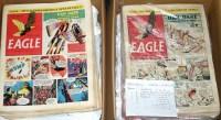 Lot 8 - The Eagle comic, vol. 1, No's. 1-52 inclusive;...