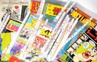Lot 19 - Sundry US Underground comics, including:...
