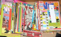 Lot 21 - A collection of Viz comics and annuals, sundry...