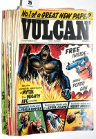 Lot 25 - Vulcan (British) (published 1975 onwards). (26)