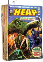 Lot 26 - The Heap, No. 1 (Skywald Comics); and other...