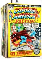 Lot 38 - Captain America and The Falcon, No's 152-199...