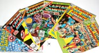 Lot 40 - Captain America King-Size Special Annual, No's....