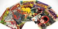 Lot 51 - Daredevil, No's. 9, 10, 14, 16 and 56. (5)
