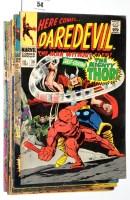 Lot 54 - Daredevil, No's. 30-39 inclusive. (10)