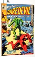 Lot 56 - Daredevil, No's. 50-59 inclusive. (10)