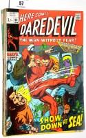 Lot 57 - Daredevil, No's. 60-69 inclusive. (10)