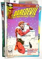 Lot 62 - Daredevil, No. 182-188 inclusive; and sundry...