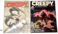 Lot 69 - Creepy comics magazine (published by Warren...