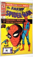 Lot 95 - The Amazing Spider-Man King Size Annual, No. 2...