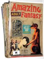 Lot 96 - Amazing Adult Fantasy, No. 10 (published 1962);...
