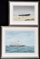 Lot 32-Commander Eric Tuffnell - ''The SS Great Britain...